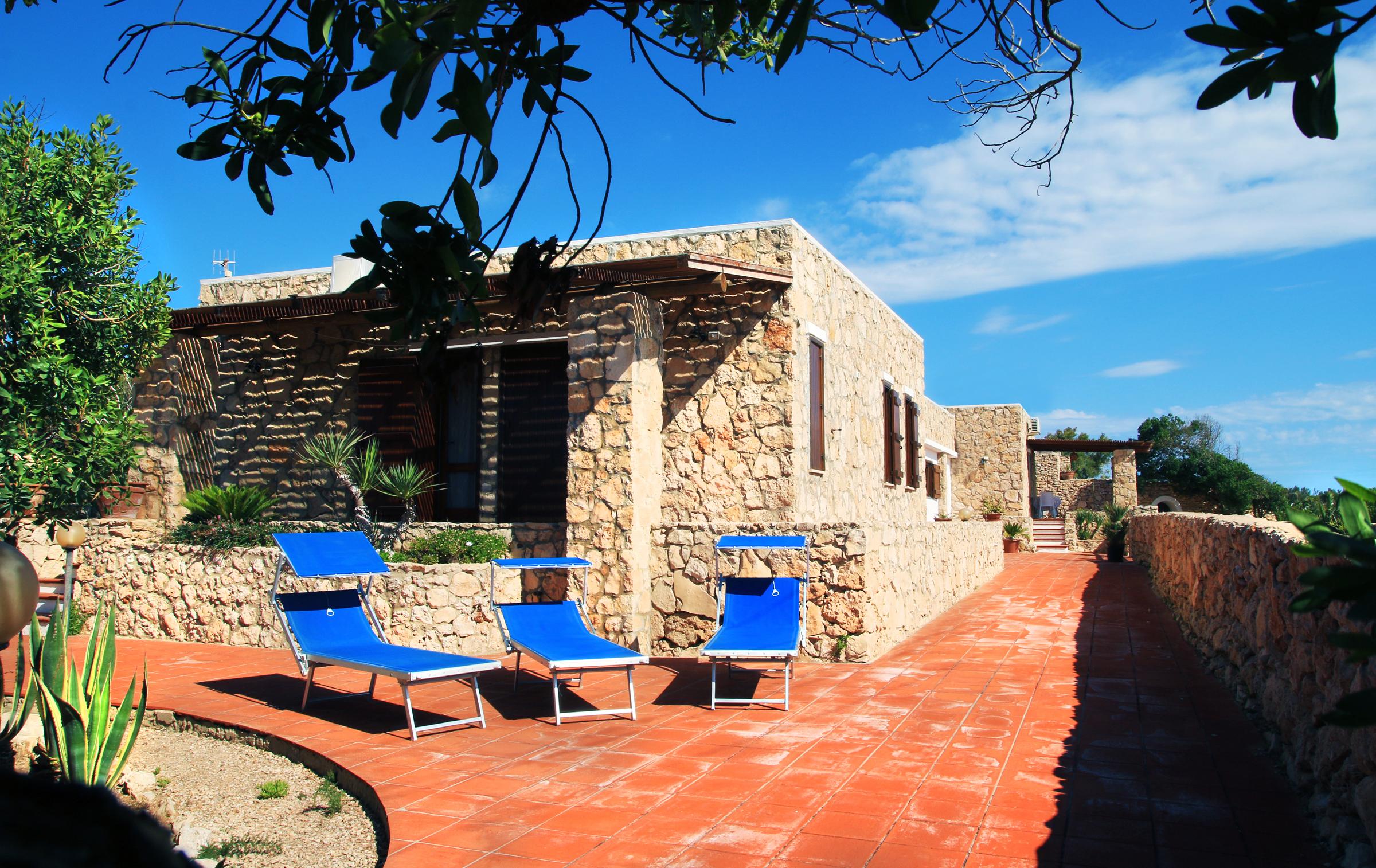Villa bonaccia for Soggiorno a lampedusa
